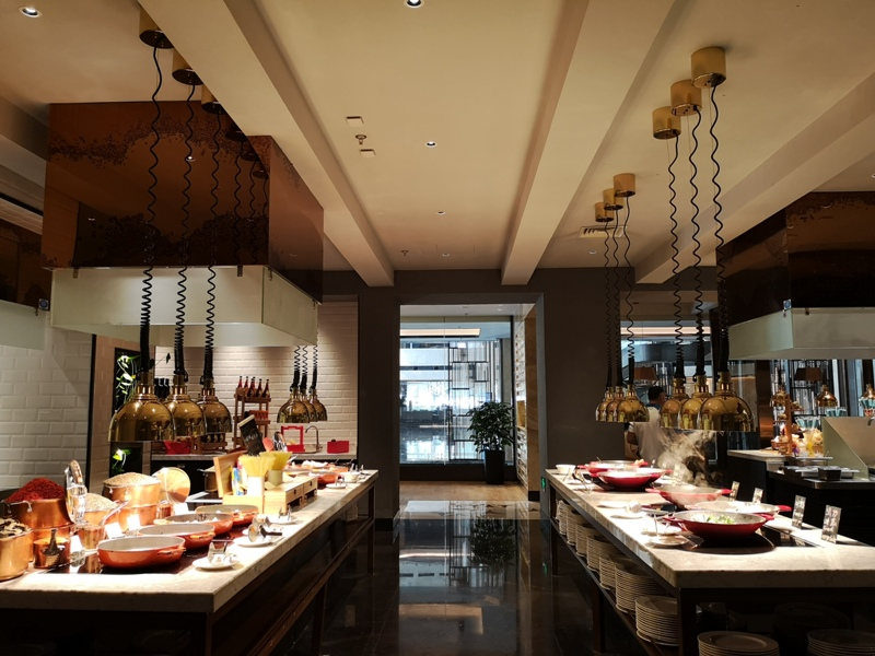 xiamenmarriott55 Xiamen-廈門泰地萬豪酒店 乾淨的發亮的窗戶與地板...新的就是好