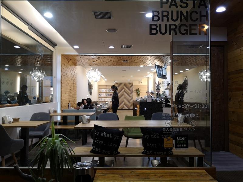 zebra04 竹北-斑馬騷莎美義餐廳 美式風格簡單舒適餐點好吃