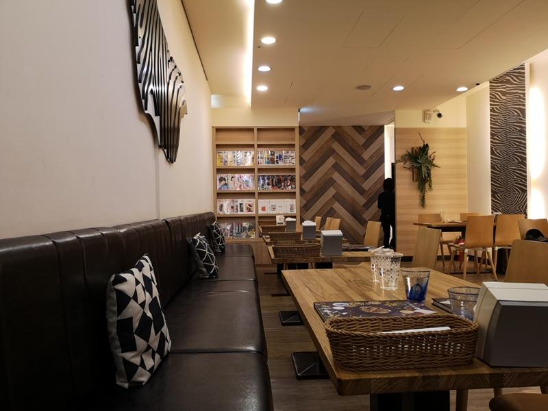 zebra08 竹北-斑馬騷莎美義餐廳 美式風格簡單舒適餐點好吃