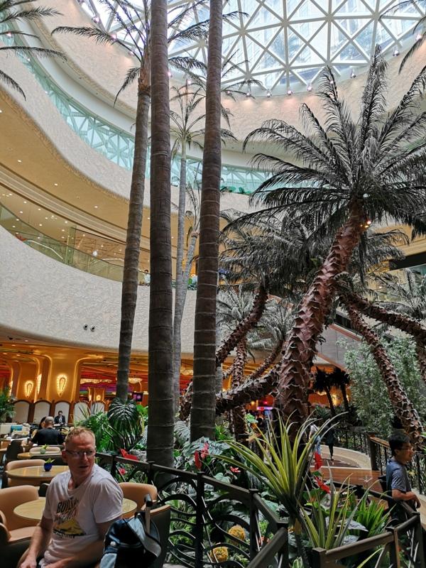 macaosheraton03 Macao-澳門金沙城喜來登酒店 超大的酒店簡單樸實的裝潢