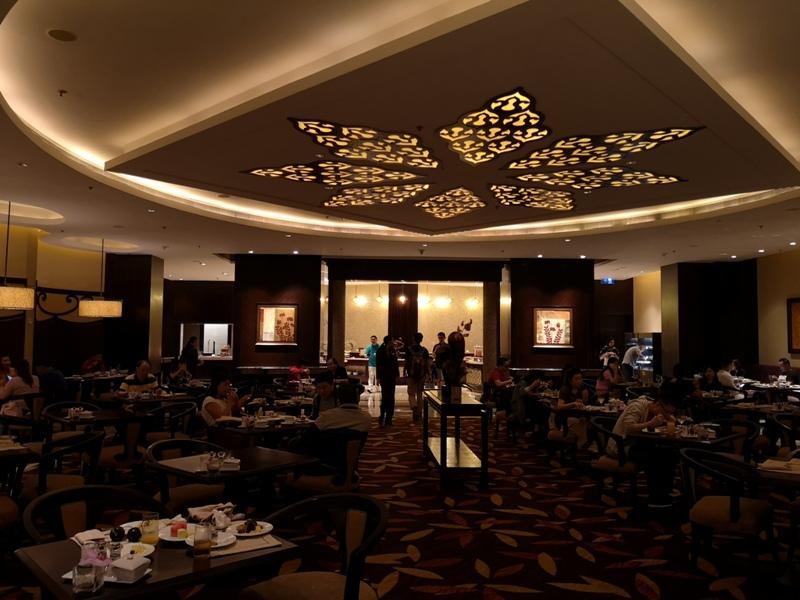 macaosheraton45 Macao-澳門金沙城喜來登酒店 超大的酒店簡單樸實的裝潢