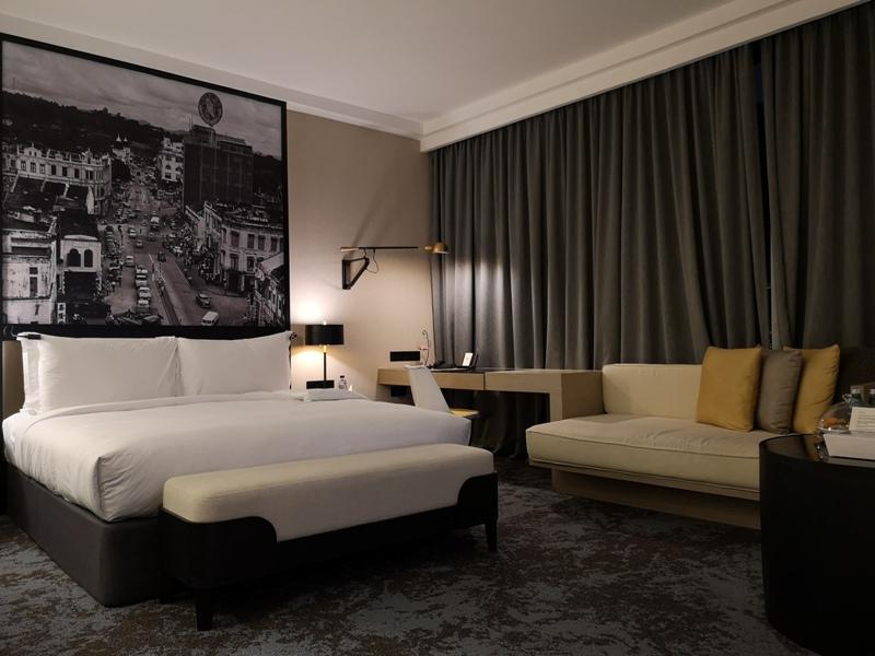 stripeskl09 Kuala Lumpur-Hotel Stripes KL, Autograph Collection簡單好服務 泳池KL Tower視野佳
