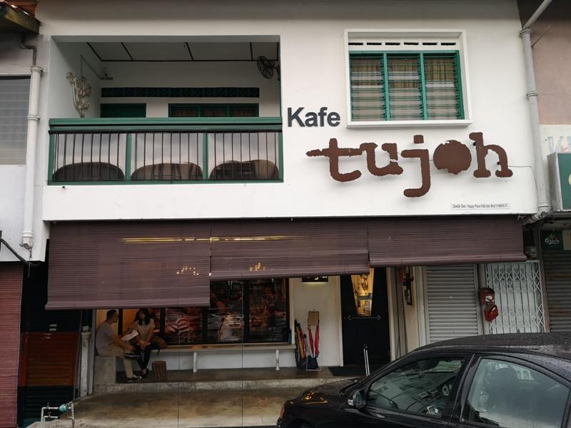 tujohcafe01 Kuala Lumpur-Kafe Tujoh遠離吉隆坡 雪蘭莪住宅區中網美咖啡廳