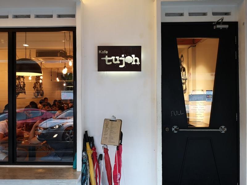 tujohcafe03 Kuala Lumpur-Kafe Tujoh遠離吉隆坡 雪蘭莪住宅區中網美咖啡廳