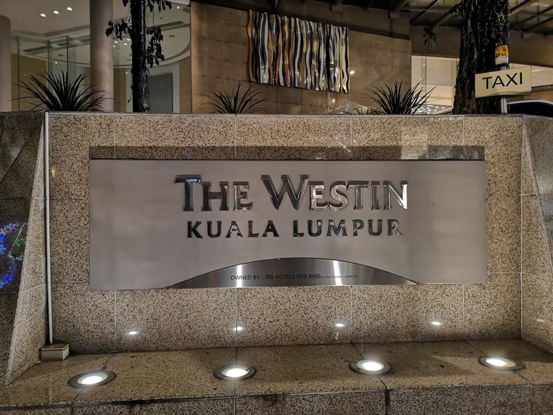 westinkl02 Kuala Lumpur-吉隆坡Westin 有年紀的商務飯店 Residence房型好大器