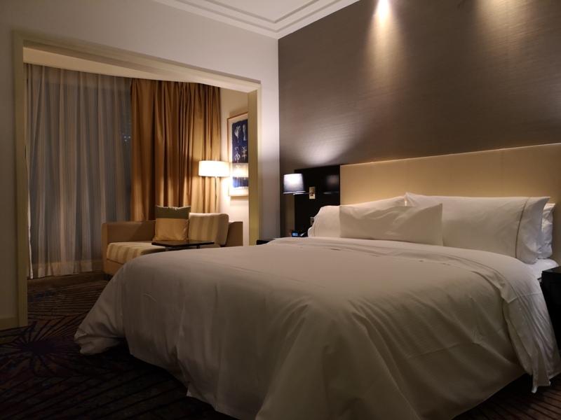 westinkl13 Kuala Lumpur-吉隆坡Westin 有年紀的商務飯店 Residence房型好大器