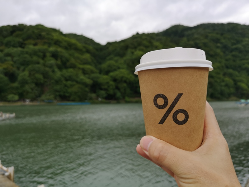 arabicaarashiyama17 Arashiyama-坐享嵐山景緻的%Arabica Coffee人潮太多排太久...