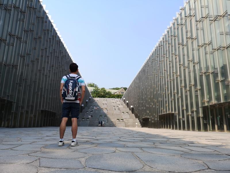 ewhau01 Seoul-梨花女子大學 韓國名校首爾必訪 優雅美麗的校園景色慢慢逛