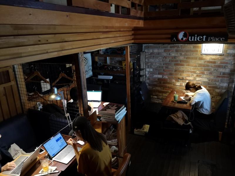 waffleitup030122 Seoul-首爾Waffle It Up梨大商圈 好好吃的鬆餅 給學生安靜的讀書空間 給旅人輕鬆地歇腳時光