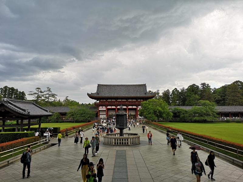 todaiji07 Nara-奈良小旅遊 世界文化遺產 東大寺&春日大社 搶食仙貝的小鹿亂撞