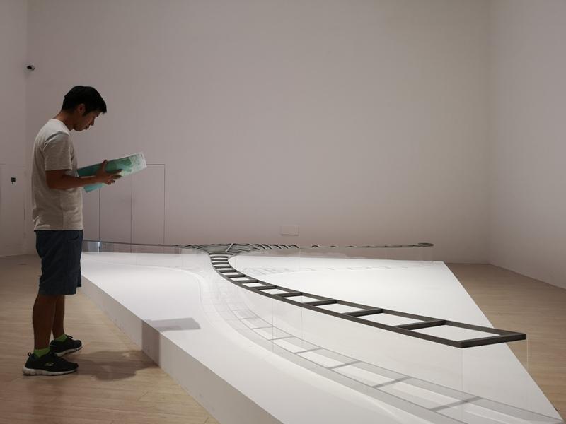 powerofart17 Shanghai-上海當代藝術博物館Power Station of Art 石上純也Free Architecture自由建築展