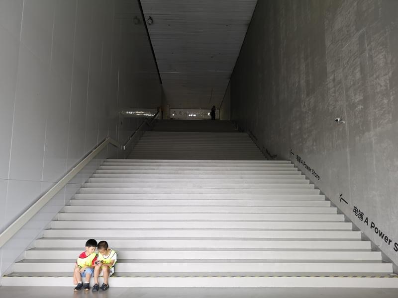 powerofart42 Shanghai-上海當代藝術博物館Power Station of Art 石上純也Free Architecture自由建築展