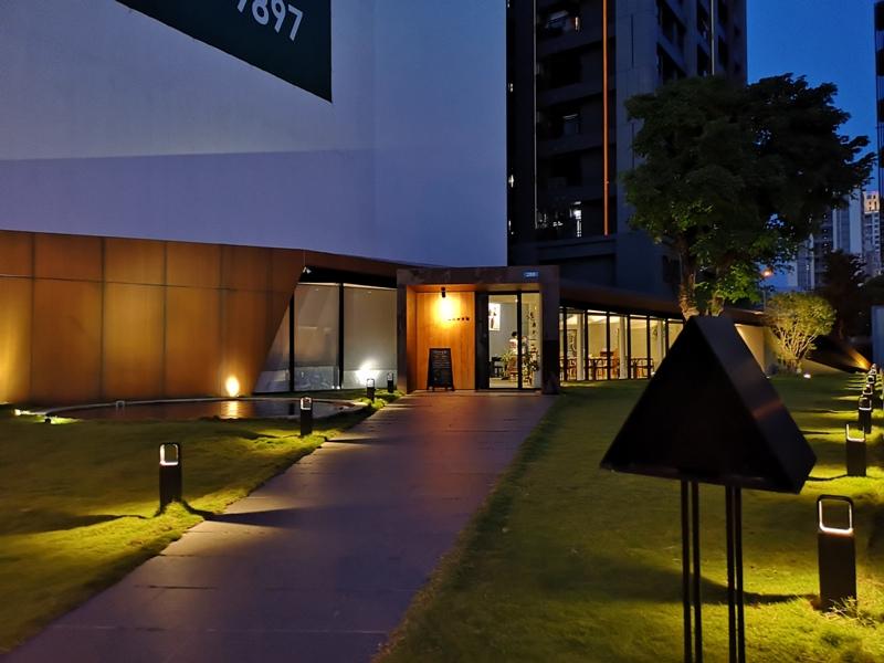 triangle1809 竹北-三角咖啡館 人咖啡與建築 最美的建築好喝的咖啡