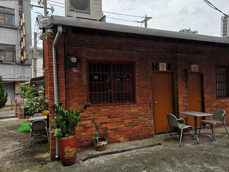 sunnydaycafe13 中壢-晴天咖啡 滿牆彩繪的老宅咖啡館
