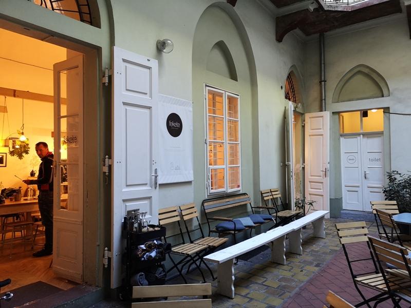 fekete02 Budapest-Fekete布達佩斯傳統住宅中來一份簡單舒適的早餐