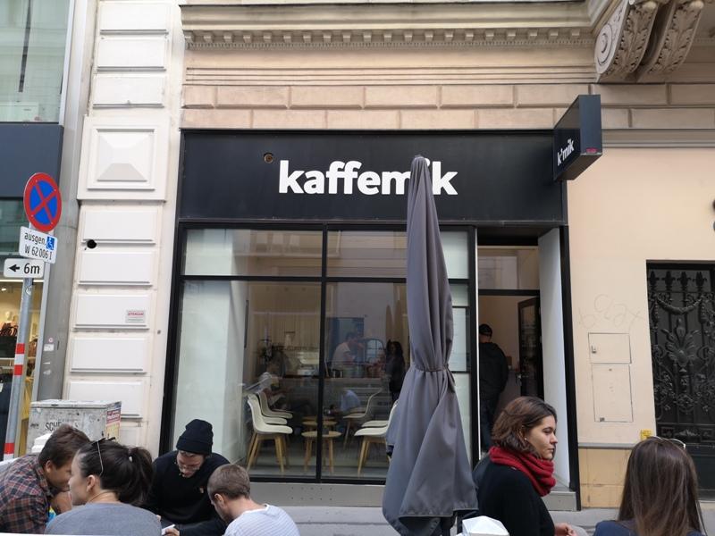 kaffemilk01 Vienna-維也納Kaffemik簡約不起眼鬧中取靜來一杯手沖咖啡