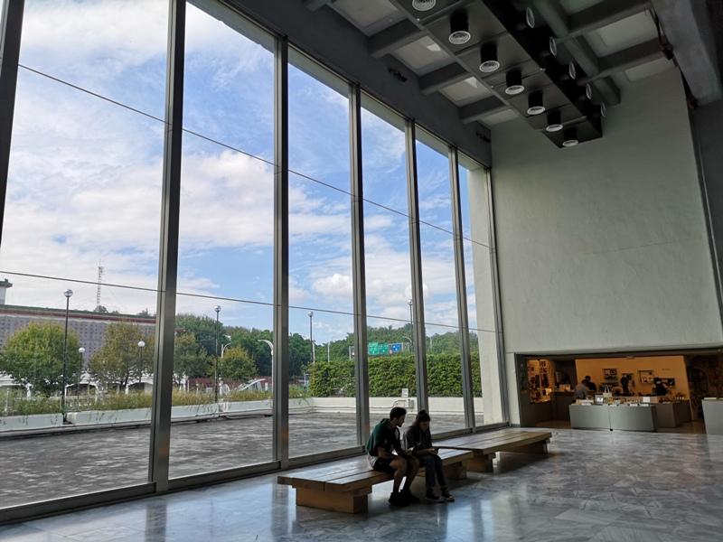 taipeifineartmesuem05 中山-北美館初訪 日本當代藝術大師池田亮司 視覺聽覺衝擊感官與心靈