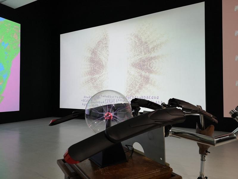 taipeifineartmesuem20 中山-北美館初訪 日本當代藝術大師池田亮司 視覺聽覺衝擊感官與心靈