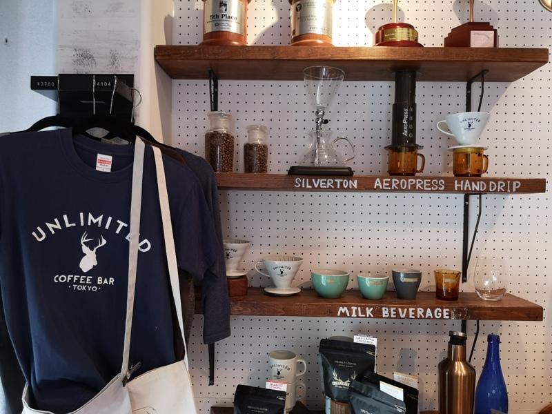 unlimitedcoffee06 Sumida-Unlimited Coffee Bar晴空塔旁型男手沖BAR