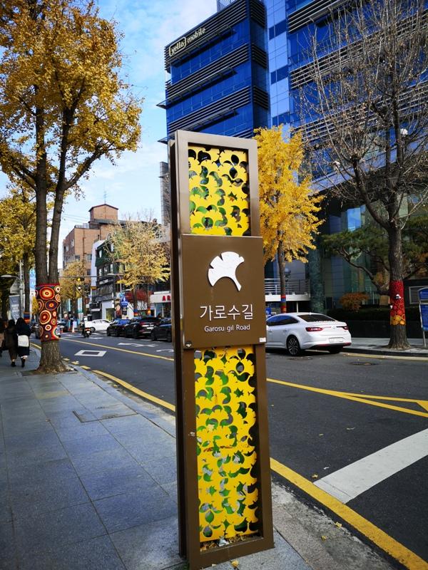 sinsa Seoul-C27首爾起司蛋糕名店 超具設計趕快來網美一下