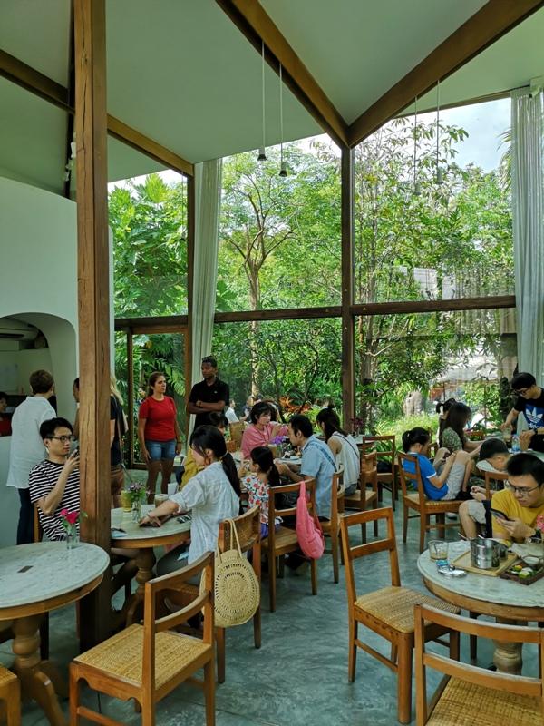 patomliving05 Bangkok-鬧區中小森林Patom Organic Living玻璃屋吸睛好拍 假日市集熱鬧好逛