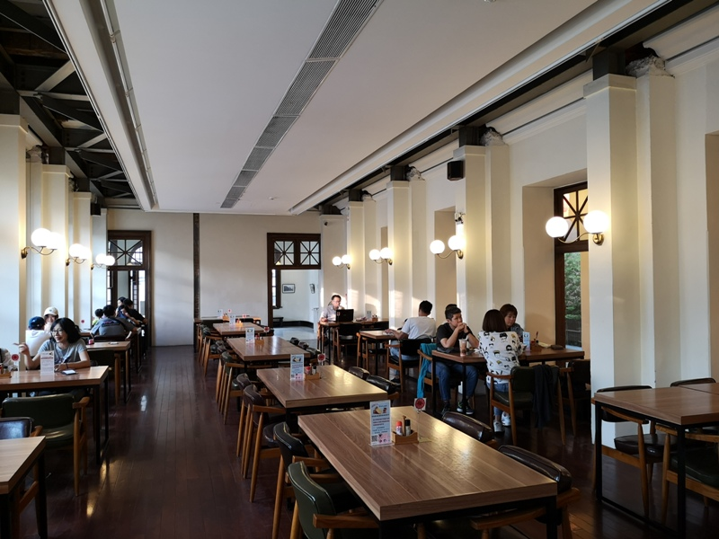 citypolice04 台中-文學館/州廳/市役所/Cafe 1911 日式風情半日遊