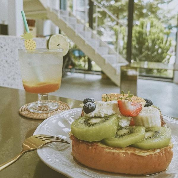 stunningcafe21-1 南屯-Stunning Cafe超網美浪漫氛圍 飲料餐點好看好吃
