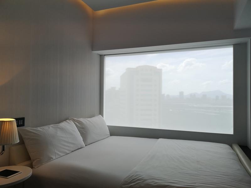 citizenMtaipei36 中正-台北北門CitizenM酒店 時尚摩登多彩又純白