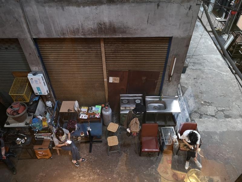 presentcafe110113 台中西區-奉咖啡 忠信市場一杯咖啡凝結時光
