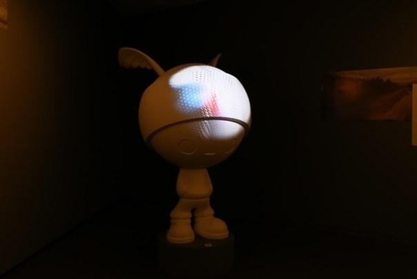Ando31 霧峰-亞洲現代美術館(亞洲大學內) 大師就是大師 安藤忠雄 清水模三角形與光 大破大立展覽吸引人