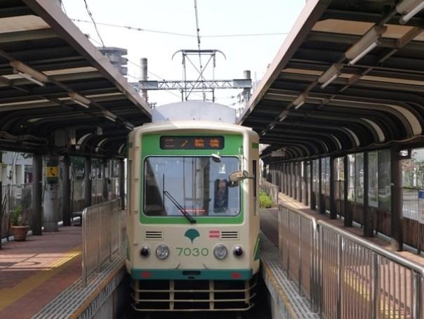 Arakawa20 Tokyo-都電荒川線散策之古老電車懷舊市區