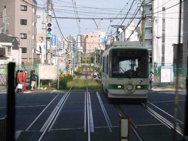 Arakawa22 Tokyo-都電荒川線散策之古老電車懷舊市區