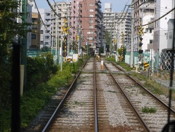 Arakawa23 Tokyo-都電荒川線散策之古老電車懷舊市區