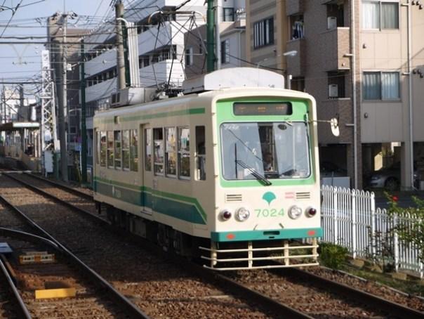 Arakawa26 Tokyo-都電荒川線散策之古老電車懷舊市區
