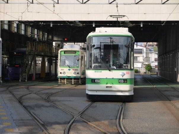Arakawa28 Tokyo-都電荒川線散策之古老電車懷舊市區