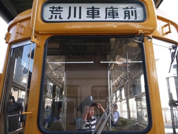 Arakawa30 Tokyo-都電荒川線散策之古老電車懷舊市區