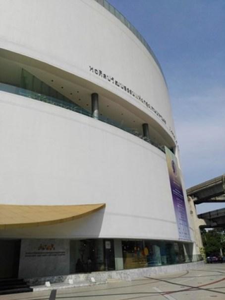 BACC02 Bangkok-BACC曼谷藝術文化中心 陶冶文藝氣息吹免費冷氣