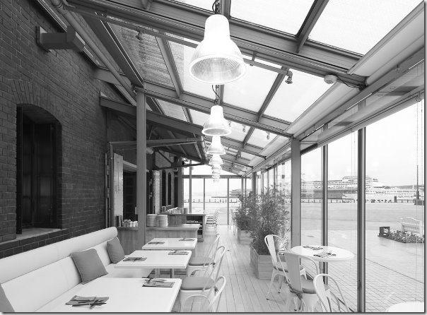 BILLS18 Yokohama-就是要吃世界最好吃的早餐Bills 橫濱紅磚倉庫