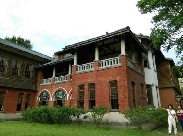 Beitou06 北投-溫泉博物館 感受最原始的北投風味 但這建築也太吸睛了