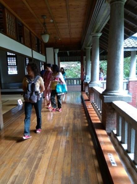 Beitou12 北投-溫泉博物館 感受最原始的北投風味 但這建築也太吸睛了