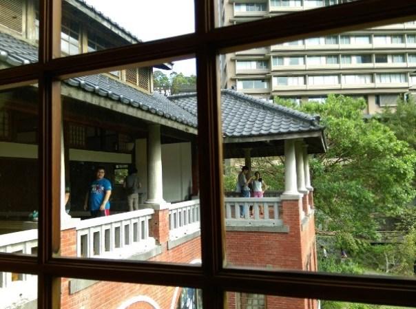 Beitou14 北投-溫泉博物館 感受最原始的北投風味 但這建築也太吸睛了