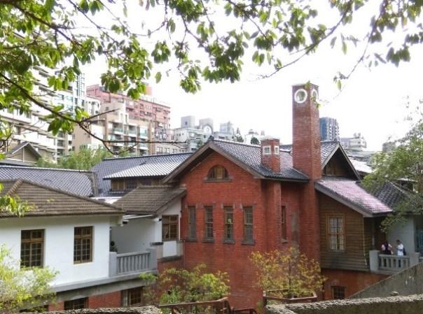 Beitou29 北投-溫泉博物館 感受最原始的北投風味 但這建築也太吸睛了
