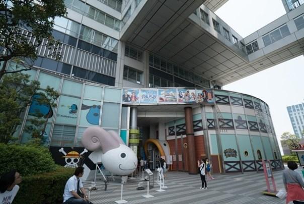 Fujitv07 Odaiba-台場地標富士電視台 前進球體一探究竟
