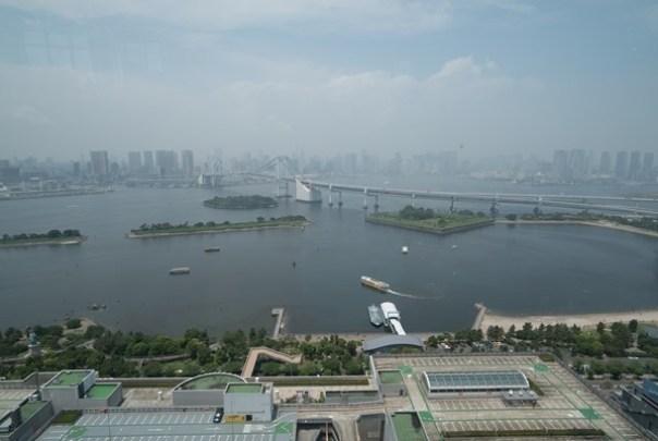 Fujitv23 Odaiba-台場地標富士電視台 前進球體一探究竟
