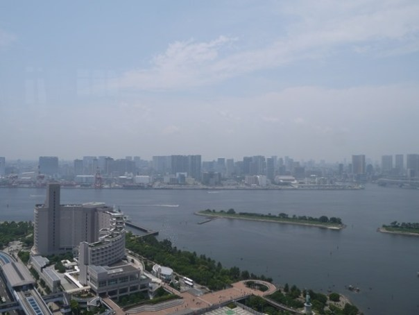 Fujitv30 Odaiba-台場地標富士電視台 前進球體一探究竟