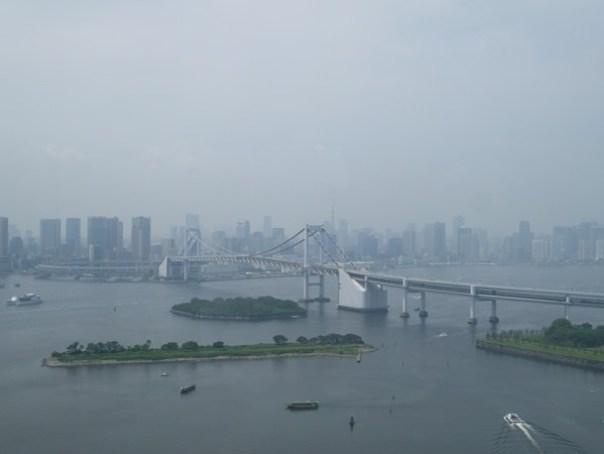Fujitv32 Odaiba-台場地標富士電視台 前進球體一探究竟