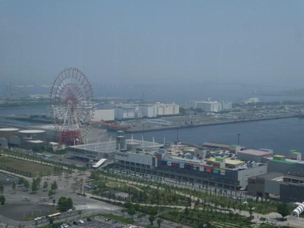 Fujitv42 Odaiba-台場地標富士電視台 前進球體一探究竟