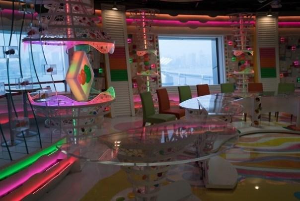 Fujitv48 Odaiba-台場地標富士電視台 前進球體一探究竟
