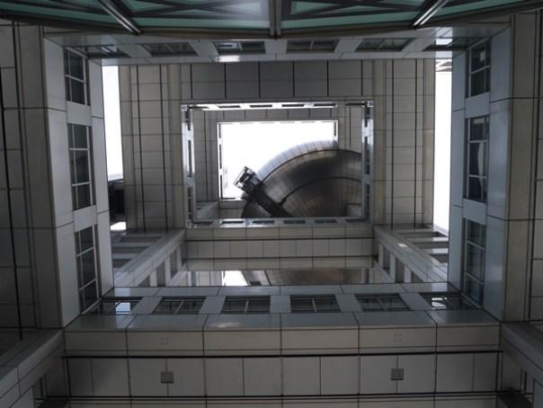 Fujitv51 Odaiba-台場地標富士電視台 前進球體一探究竟