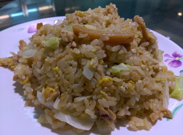 IMAG6499 新竹-大眾小吃店 炒飯是好吃的好吃的好吃的